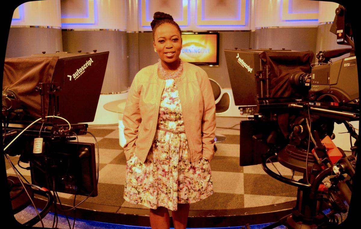Lebo Thinane: Not Just A Talking Head On TV