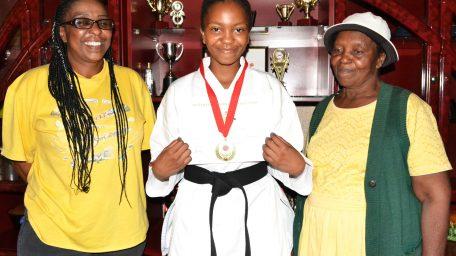 Karate taught Noma discipline